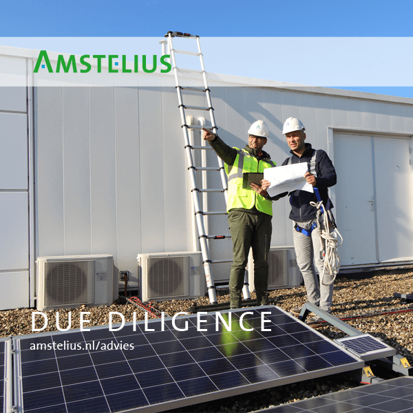 AMSTELIUS Technical Due Diligence DD TDD